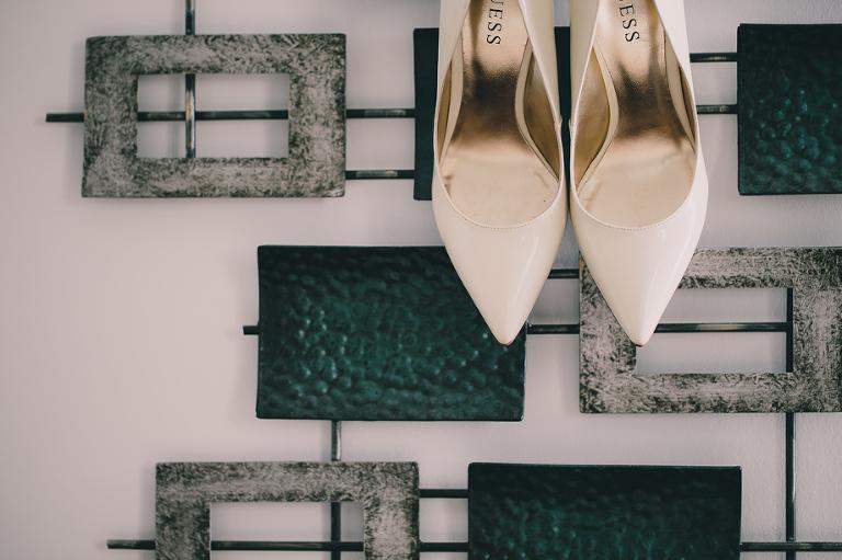 Wedding Photography Toronto Shoes