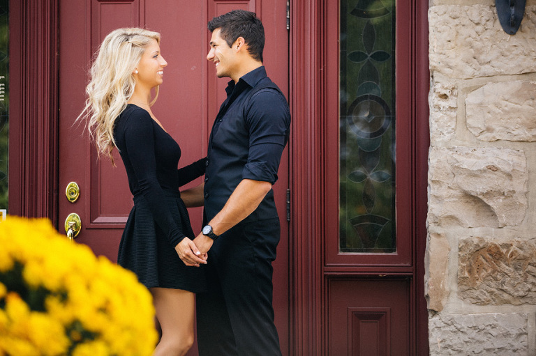 Ancaster Engagement Photos