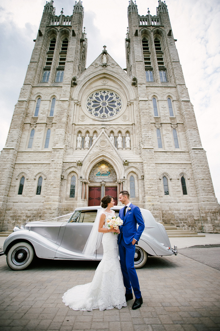 Lady Immaculate Guelph Wedding